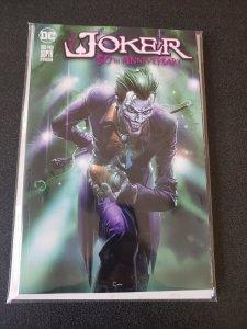 Joker 80th Anniversary #1 Clayton Crain VARIANT SCORPION COMICS