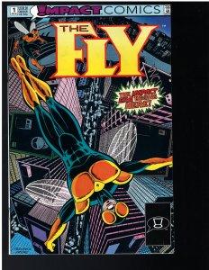 Fly #1 (Impact Comics, 1991)