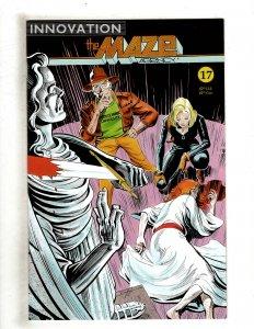The Maze Agency #17 (1990) SR21