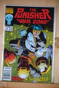 The Punisher: War Zone #2 (1992)