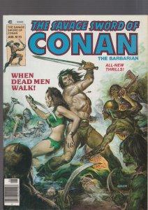 Savage Sword of Conan #55 (Marvel, 1980)