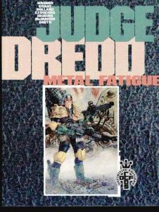 JUDGE DREDD METAL FATIGUE/Bolland,Grant x3 WHOLESALE!