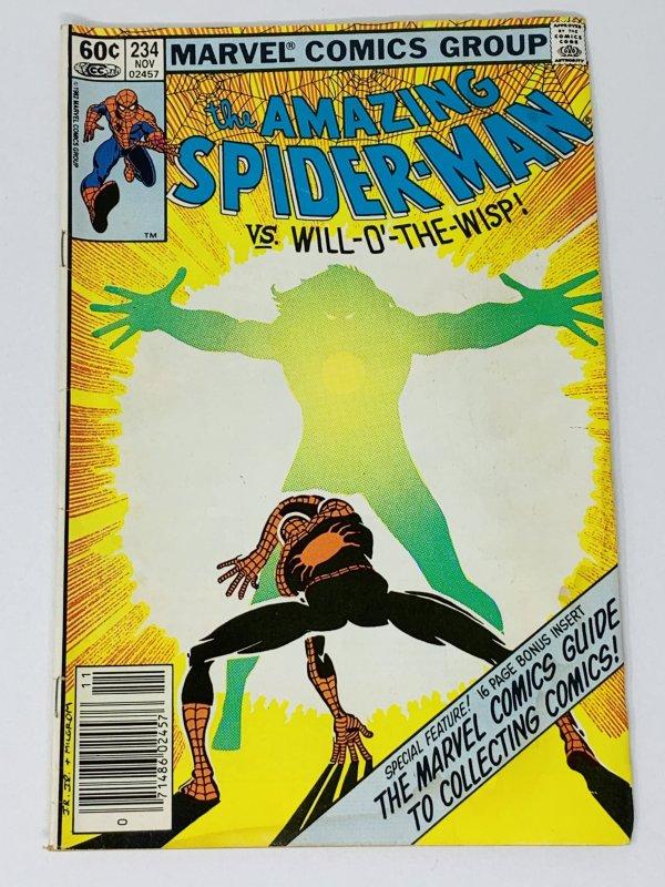 The Amazing Spider-Man #234 (1982) RA1