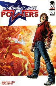 America's Got Powers #1 FN; Image | save on shipping - details inside