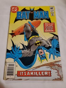 Batman 352 Fine/Very Fine Cover art by Jim Aparo