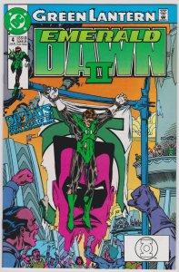 Green Lantern Emerald Dawn II #4 (VF)