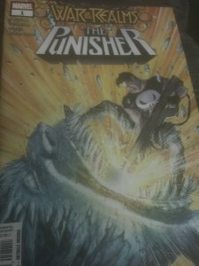 Marvel The War of Realms #1 The Punisher Mint