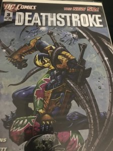 DC Deathstroke #3 Mint The New 52