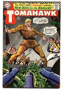 Tomahawk Comics #108 1967- DC Western Silver Age- FN