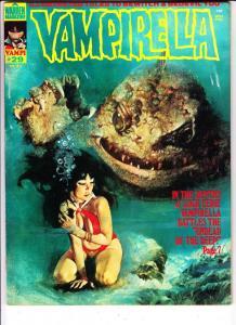 Vampirella Magazine #29 (Nov-73) VF+ High-Grade