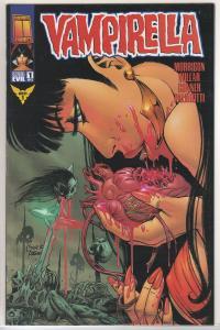 Vampirella Monthly Ascending Evil set #1to3 (Nov-97) NM Super-High-Grade Vamp...