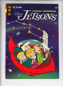 Jetsons, The #19 (Jan-66) VG/FN Mid-Grade George, Jane, Judy, Elroy, Rosie, A...