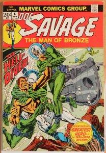 Doc Savage #4 (1973) Fine 6.0