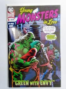 Young Monsters In Love (2018 DC) #1, NM - 2018