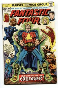 FANTASTIC FOUR #164 First appearance of Thelius the Eternal/Crusader