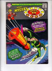 House of Mystery #170 (Oct-67) FN/VF- Mid-High-Grade Martian Manhunter, Dial ...