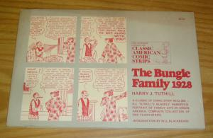 the Bungle Family 1928 SC FN harry j. tuthill - classic american comic strips