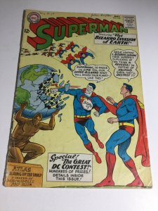 Superman 169 Gd+ Good+ 2.5 DC Comics