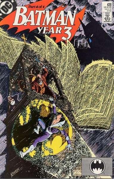 Batman (1940 series) #439, VF (Stock photo)