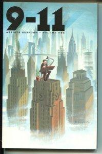 9-11 World's Finest Comic Book-Vol. 1-Eric Powell-2002-PB-VG/FN