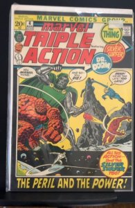 Marvel Triple Action #4 (1972)