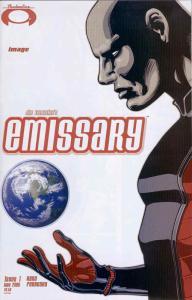 Emissary (Image) #1 FN; Image | save on shipping - details inside
