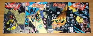 Batman: Year 3 #1-4 VF/NM complete story GEORGE PEREZ/wolfman 436 437 438 439