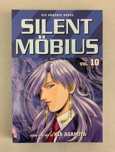 Silent Mobius Volume 10 2003 Paperback Kia Asamiya