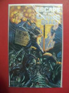ESCAPE OF THE LIVING DEAD #4  (VF/NM 9.0 OR BETTER) AVATAR PRESS