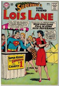LOIS LANE 53 VG- Nov. 1964