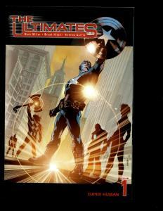 15 Ultimates Marvel Comics # 1 2 3 4 5 6 7 8 9 10 11 12(2) 13 Annual 2 J338