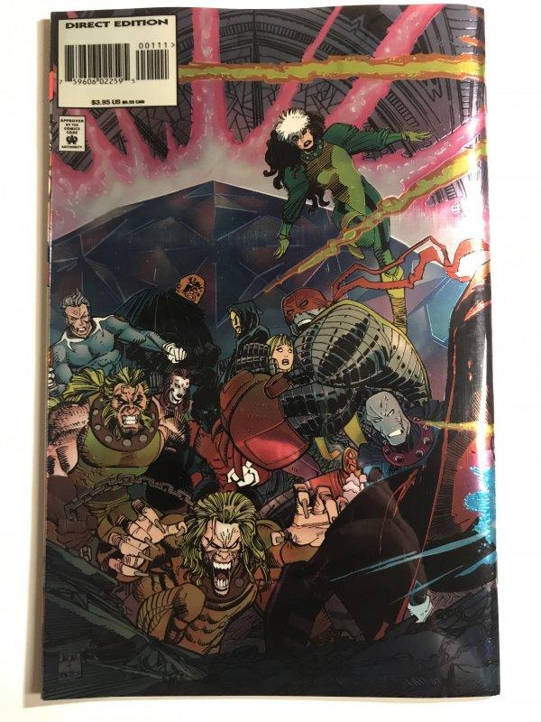 X-Men: Omega Foil Edition