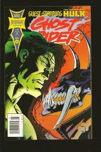 Marvel Comics Ghost Rider Vol 2 No 49 May 1994