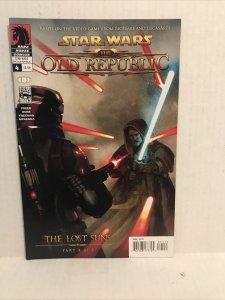 Star Wars The Old Republic Lost Suns  #4 Dark Horse (Reprint)