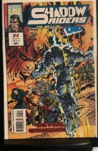 Shadow Riders (UK) #4 (1993)