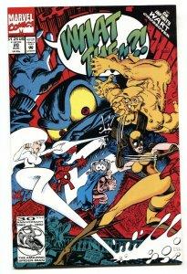 What The #20 1st Pork Grind Venom Peter Porker Spider-Ham-1992
