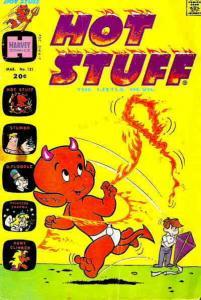 Hot Stuff, The Little Devil #121 VG; Harvey | low grade comic - save on shipping