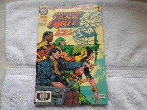 OCT. 1993 DC COMICS JUSTICE LEAGUE TASK FORCE # 5