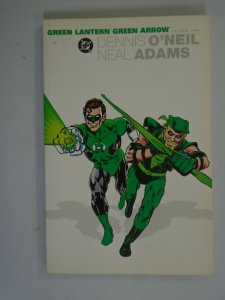 Green Lantern Green Arrow TPB #1 SC 6.0 FN (2004 2nd Edition 1st Printing)