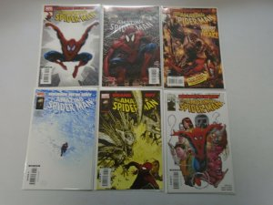Amazing Spider-Man Comic Lot From: #507-590 33 Different Books 8.0 VF (2004-09)