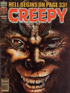 Creepy (1964 series) #110, VF (Stock photo)