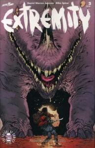 Extremity #2 VF/NM; Image | save on shipping - details inside