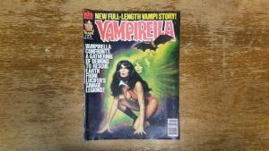 Vampirella # 73 Warren Magazine October 1978 Horror Supernatural BW1