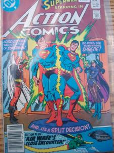 Action Comics 534 VF
