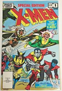 X-MEN SPECIAL EDITION#1 VF/NM 1982 MARVEL BRONZE AGE COMICS