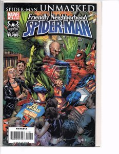 Marvel Comics Friendly Neighborhood Spider-Man #15 Spider-Man Unmasked Vulture