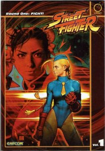 Street Fighter: Round One Vol.1 Capcom TPB Digest Size NM