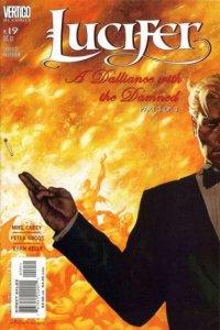Lucifer (2000 series) #19, NM (Stock photo)