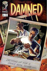 Damned #2 VF/NM; Image | save on shipping - details inside