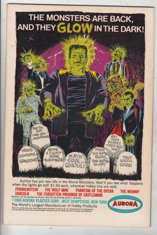 Green Lantern #72 (Oct-69) VF High-Grade Green Lantern